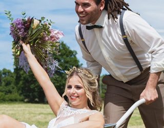 DIY Farm Wedding … FarmFest!